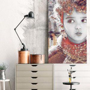 david-custom-canvas-print