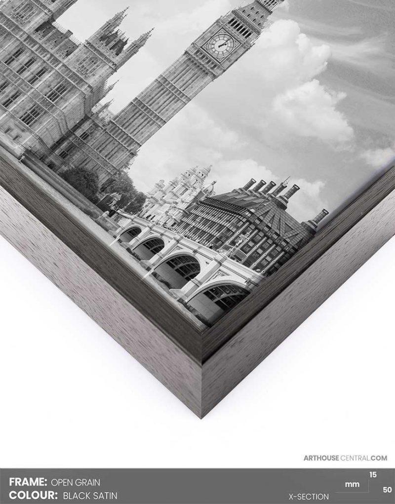 open-grain-black-satin-canvas-floating-Frame