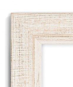 Nordic Pine Standard - #WV41 - white picture frame - Closeup View