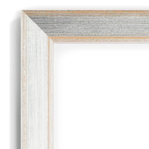 Beech Silvertop 30D - #BT27 - timber picture frame - Closeup View