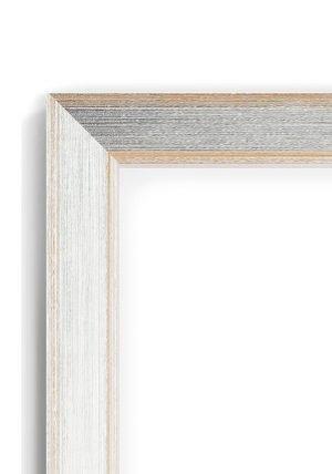 Beech Silvertop 30D - #BT27 - timber picture frame - Closeup View