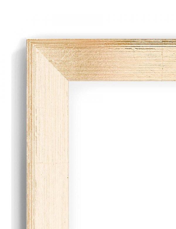 Beech Goldtop 30D - #BT24 - timber picture frame - Closeup View