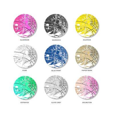 NEON Map Colour Chart2